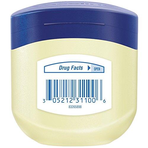 Vaseline Petroleum Jelly Original 1.75 oz (Pack of 144)
