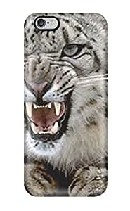 Durable Snow Leopard Back Case/cover For Iphone 6 Plus 6630008K79730963