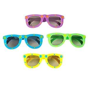 Fish Print Child Sunglasses (1 dz) by Fun Express
