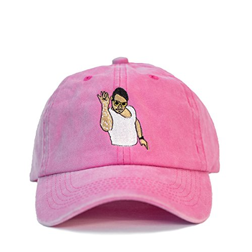 Salt Bae Dad Hat (Pink)