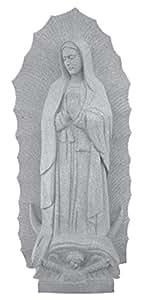 Granite–Estatua religiosa–Mano esculpida