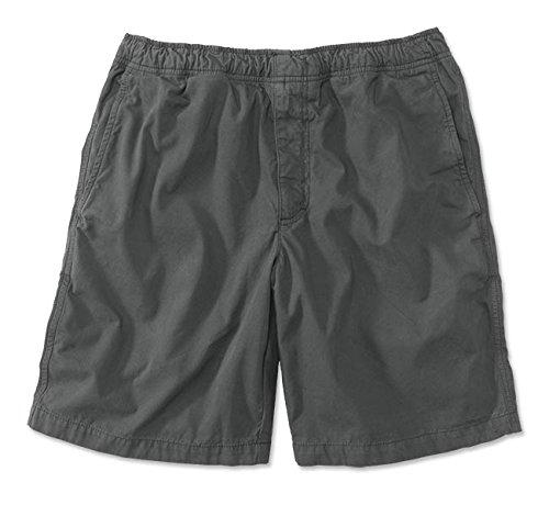 Orvis Men's Vintage Twill Drawstring Shorts, Navy, 44