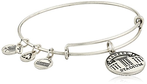 Alex and Ani Yankee Stadium Expandable Bangle Bracelet
