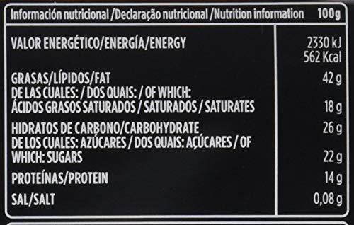 Valor Chocolate Negro Con Almendras - 250 gr: Amazon.es: Alimentación y bebidas
