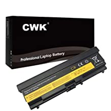 CWK 9 Cell High Capacity Laptop Notebook Battery for IBM Lenovo ThinkPad - SL410 SL510 ThinkPad Edge 14/15) E40 E50 E420 E425 E520 E525 W520 42T4799 E40 E50 Edge 0578-47B E40