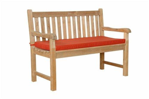 Anderson Teak Classic 2-Seater Bench, Maxim Dimone - Teak Seater 2