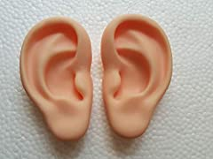 Note:Dear friends, the ear is about to distinguish, in order to meet the learners on the ears of the outer outline of the understanding of the product received, there will be an ear is raised, one is not raised, please do not misunderstand th...
