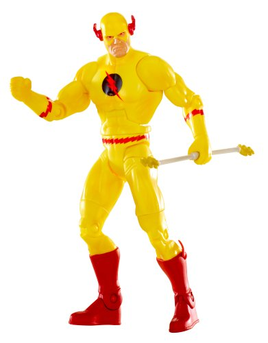 DC Universe Classics Reverse Flash Collectible Figure - Wave 20 (Reverse Flash Action Figure)