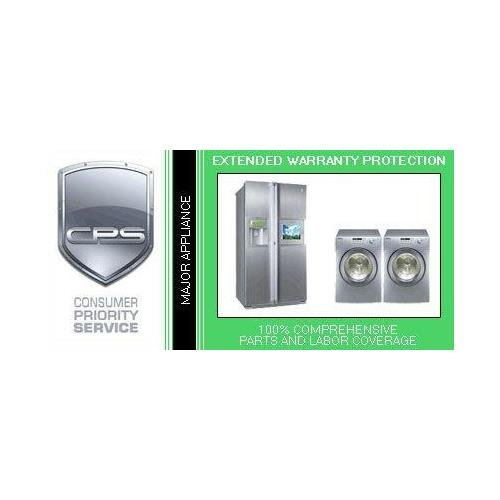 Consumer Protection Service 3 Year On Site Major Appliance Warranty Under $2000