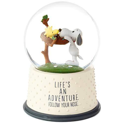 HMK Hallmark Peanuts Life's an Adventure Snow -