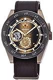 [オリエント時計] 腕時計 リバイバル 70周年 70thAnniversary レトロフューチャー復刻 カメラ Camera ジャガーフォーカス JAGUARFOCUS 限定1,000本 RN-AR0204G メンズ