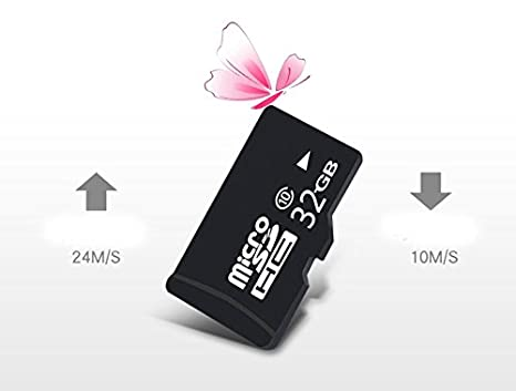 32GB Micro SD SDHC TF Memory Card Class 10 w/ SD Adapter For SmartPhones Tablet! (US Seller)
