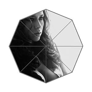 RainbowRain Jennifer Love Hewitt Custom Foldable Umbrella 05