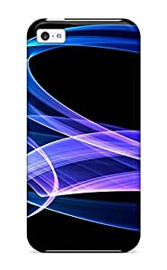 Andrew Cardin's Shop New Style Iphone 5c Well-designed Hard Case Cover Abstract Fractal Protector