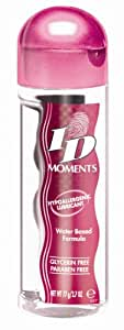 I-D Moments Hypoallergenic Lubricant, 2.7-Ounce Bottle