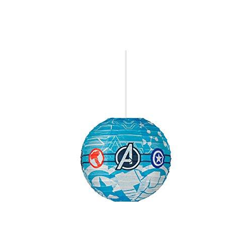Regina Lanterna Papel 20cm R 70 Avengers Animated
