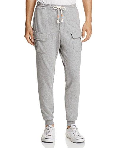 Michael Bastian Mens Gray Label Jogging Pant, XL, Grey from Michael Bastian