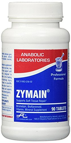 Anabolic Laboratories, Zymain 90 tablets