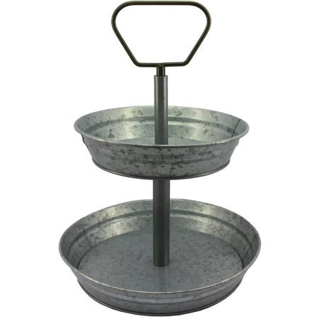 2-Tier Round Serve by Better Homes & Gardens