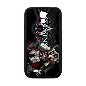 Assassin's Creed Fashion Comstom Plastic case cover For Samsung Galaxy S4