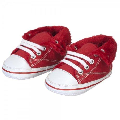 Zapatillas cesta rojo MM