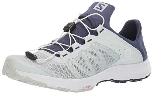 (Salomon Women's Amphib Bold W Athletic Shoe, Illusion Blue/Crown Blue/White, 7.5 Regular US)