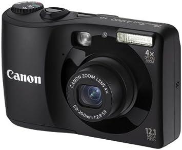 Canon PowerShot A1200 - Cámara Digital Compacta 12.1 MP (2.7 ...