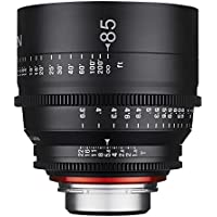 Rokinon Xeen XN85-PL 85mm T1.5 Professional CINE Lens for PL Mount