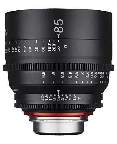 Rokinon Xeen XN85-NEX 85mm T1.5 Professional CINE Lens Sony E Mount (FE)