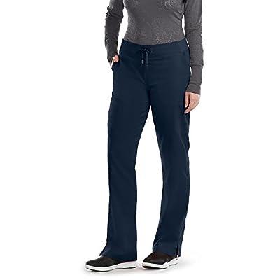 Grey's Anatomy Women's 4277 6 Pocket Straight Leg Cargo Scrub Pant