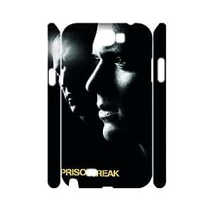 EZCASE Prison Break 2 Phone 3D Case For Samsung Galaxy Note 2 N7100 [Pattern-1]
