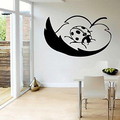 Diseño de mariquita de tatuajes de pared de Pi de pared diseño de ...