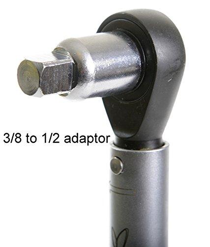 Effetto Mariposa Giustaforza II 10-60 Pro torque wrench by Effetto Mariposa (Image #2)