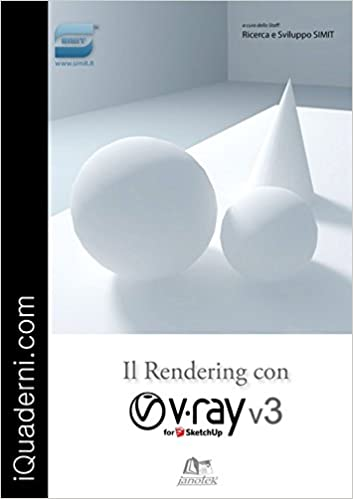 Il rendering con V-Ray 3 for SketchUp