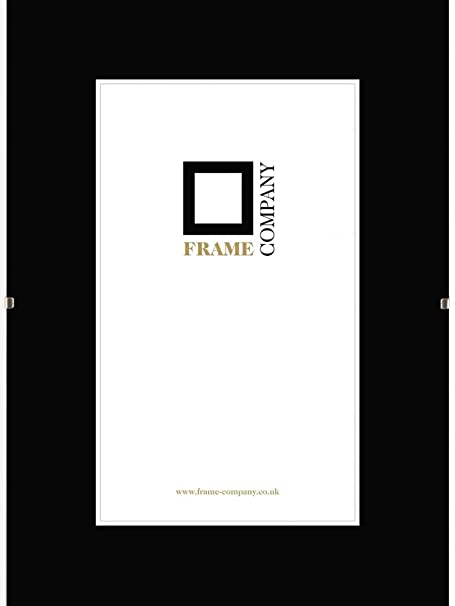 Frame Company A1 Clip Frames, Transparent: Amazon.co.uk: Kitchen & Home