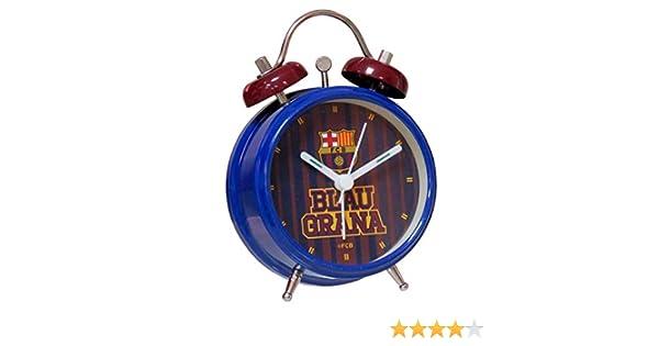 C Y P Despertador Campanas FC Barcelona, (RD-121-BC): Amazon.es: Juguetes y juegos