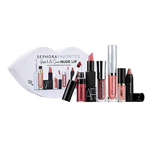 Sephora Favorites Give me some NUDE LIP - 6 piece lip sample