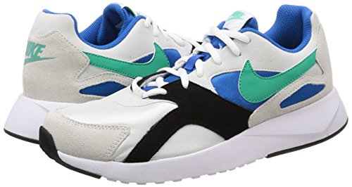 Zapatillas Nike Nebula para Blanco Pantheos 101 Hombre Gimnasia Blue Kinetic Black de White Green 15gqp