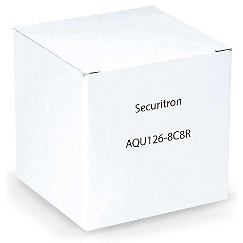 Securitron AQU126-8C8R Power Supply, 6 Ampere/12V DC by Securitron