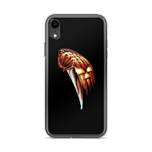 iPhone XR Pure Clear Case Cases Cover Stalking Masked Serial Killer