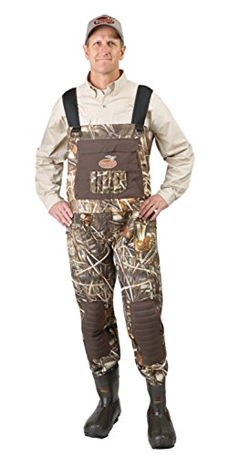 Waterfowl Wading Systems Dura Breathable Hybrid Bootfoot Wader, Size 9