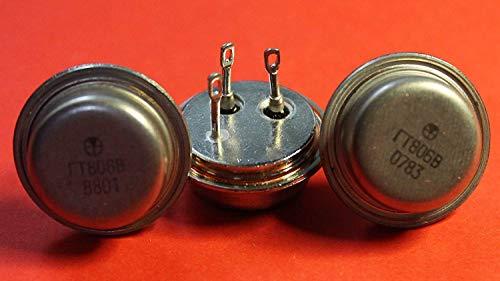 Transistors Germanium GT806V/1T806V analogue AL100, AL102, AUY38 USSR 4 pcs