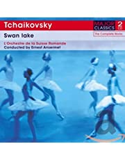 Tchaikovsky: Swan Lake [Double CD]