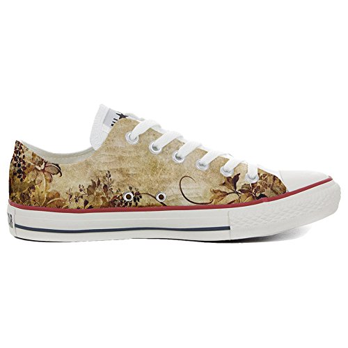 Old Converse Zapatos Star Artesano Personalizados producto Unisex Texture All CSwqC0Z
