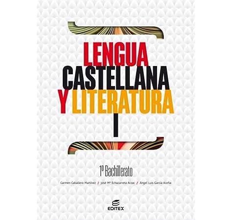Lengua castellana y Literatura I 1º Bachillerato: Amazon.es ...