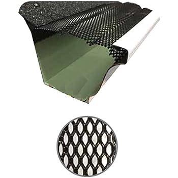 100 Feet Ultra Flo Kwik Fit Leaf Guard Gutter Screens