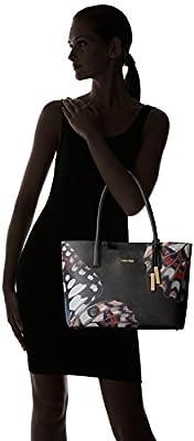 Calvin Klein Saffiano Novelty Tote Bag