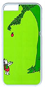 Wonderful The Giving Tree Customized Hard Shell White iphone 6 Case By Custom Service Your Perfect Choice
