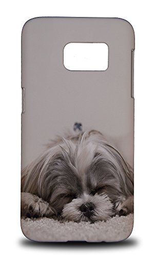Foxercases Design Shih Tzu Dog 1 Hard Back Case Cover For Samsung Galaxy S7