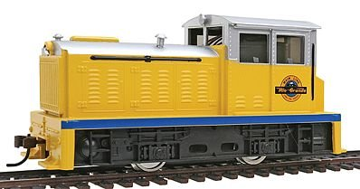 Model Power New HO Denver Rio Grande Plymouth 0-4-0 Diesel Item 96680